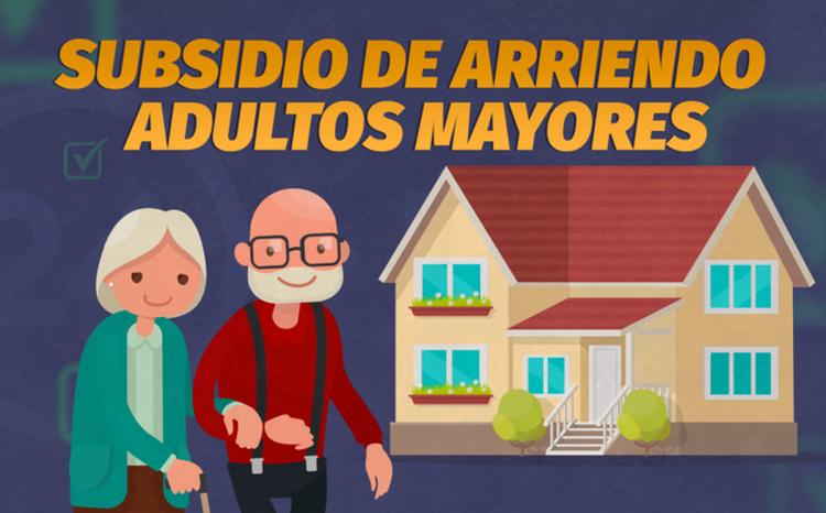 último plazo para postular al subsidio de arriendo al adulto mayor