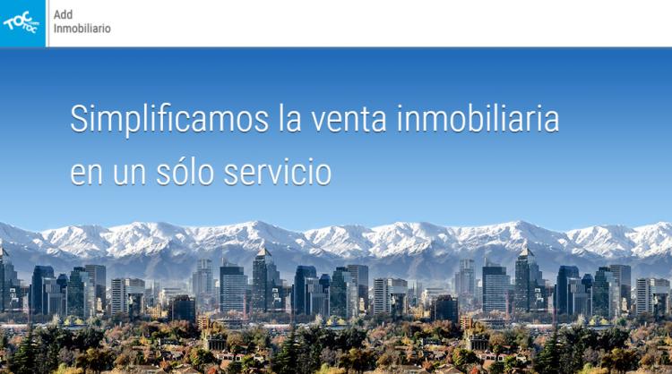 ADD INMOBILIARIO de TOCTOC.com: Digitaliza y optimiza el ciclo de venta de tu negocio inmobiliario