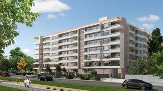 Fachada Parque Pocuro-Ralei Grupo Inmobiliario